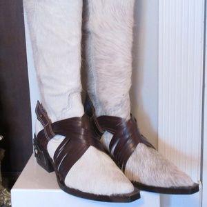 Donald J. Pliner SIGNATURE Graci Haircalf boot